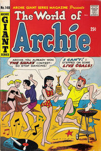 Cover Thumbnail for Archie Giant Series Magazine (Archie, 1954 series) #148
