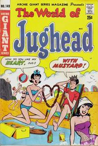 Cover Thumbnail for Archie Giant Series Magazine (Archie, 1954 series) #149