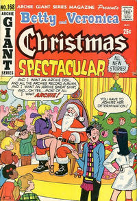 Cover Thumbnail for Archie Giant Series Magazine (Archie, 1954 series) #168