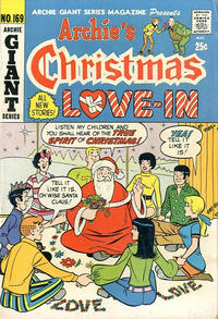 Cover Thumbnail for Archie Giant Series Magazine (Archie, 1954 series) #169