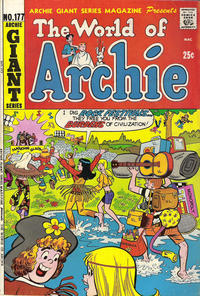 Cover Thumbnail for Archie Giant Series Magazine (Archie, 1954 series) #177