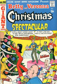 Cover Thumbnail for Archie Giant Series Magazine (Archie, 1954 series) #180