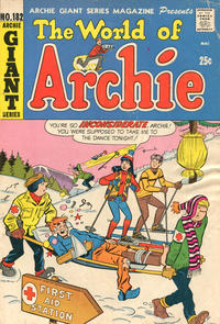 Cover Thumbnail for Archie Giant Series Magazine (Archie, 1954 series) #182