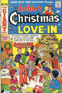 Cover Thumbnail for Archie Giant Series Magazine (Archie, 1954 series) #192