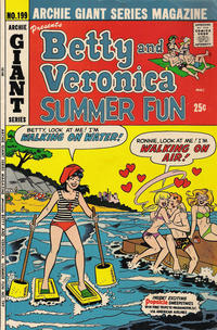 Cover Thumbnail for Archie Giant Series Magazine (Archie, 1954 series) #199