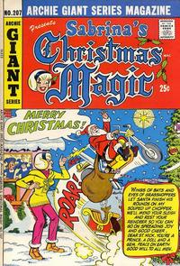 Cover Thumbnail for Archie Giant Series Magazine (Archie, 1954 series) #207