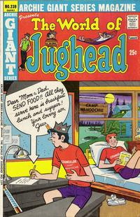 Cover Thumbnail for Archie Giant Series Magazine (Archie, 1954 series) #239