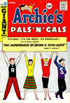 Cover for Archie's Pals 'n' Gals (Archie, 1952 series) #12