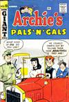 Cover for Archie's Pals 'n' Gals (Archie, 1952 series) #13