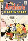 Cover for Archie's Pals 'n' Gals (Archie, 1952 series) #15