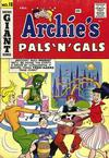 Cover for Archie's Pals 'n' Gals (Archie, 1952 series) #18