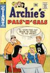 Cover for Archie's Pals 'n' Gals (Archie, 1952 series) #20