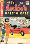 Cover for Archie's Pals 'n' Gals (Archie, 1952 series) #33