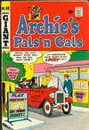 Cover for Archie's Pals 'n' Gals (Archie, 1952 series) #40