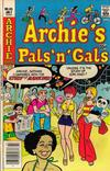Cover for Archie's Pals 'n' Gals (Archie, 1952 series) #115