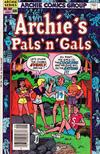Cover for Archie's Pals 'n' Gals (Archie, 1952 series) #160