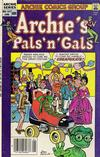 Cover for Archie's Pals 'n' Gals (Archie, 1952 series) #167