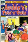 Cover for Archie's Pals 'n' Gals (Archie, 1952 series) #182