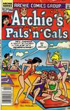 Cover for Archie's Pals 'n' Gals (Archie, 1952 series) #183