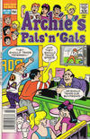 Cover for Archie's Pals 'n' Gals (Archie, 1952 series) #189