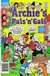 Cover for Archie's Pals 'n' Gals (Archie, 1952 series) #197