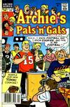 Cover for Archie's Pals 'n' Gals (Archie, 1952 series) #220 [Price Variant]