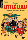 Cover for Marge's Little Lulu (Western, 1962 series) #169