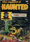 Cover for This Magazine Is Haunted (Fawcett, 1951 series) #1