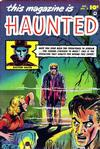 Cover for This Magazine Is Haunted (Fawcett, 1951 series) #2