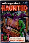 Cover for This Magazine Is Haunted (Fawcett, 1951 series) #3