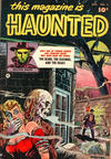 Cover for This Magazine Is Haunted (Fawcett, 1951 series) #4
