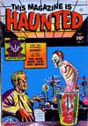 Cover for This Magazine Is Haunted (Fawcett, 1951 series) #7