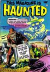 Cover for This Magazine Is Haunted (Fawcett, 1951 series) #8
