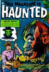Cover for This Magazine Is Haunted (Fawcett, 1951 series) #10