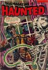 Cover for This Magazine Is Haunted (Fawcett, 1951 series) #11