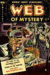Cover for Web of Mystery (Ace Magazines, 1951 series) #1