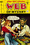 Cover for Web of Mystery (Ace Magazines, 1951 series) #11