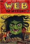 Cover for Web of Mystery (Ace Magazines, 1951 series) #17