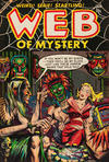 Cover for Web of Mystery (Ace Magazines, 1951 series) #22