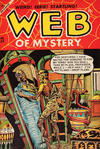 Cover for Web of Mystery (Ace Magazines, 1951 series) #23