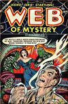 Cover for Web of Mystery (Ace Magazines, 1951 series) #24