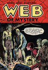 Cover for Web of Mystery (Ace Magazines, 1951 series) #27