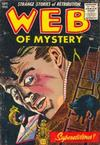 Cover for Web of Mystery (Ace Magazines, 1951 series) #29