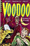 Cover for Voodoo (Farrell, 1952 series) #6