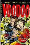 Cover for Voodoo (Farrell, 1952 series) #7