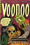 Cover for Voodoo (Farrell, 1952 series) #9