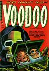 Cover for Voodoo (Farrell, 1952 series) #15