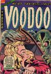 Cover for Voodoo (Farrell, 1952 series) #17