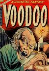 Cover for Voodoo (Farrell, 1952 series) #18