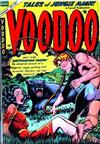Cover for Voodoo (Farrell, 1952 series) #19